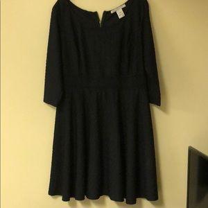 Black American rag dress